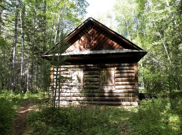 заброшенный домик алла