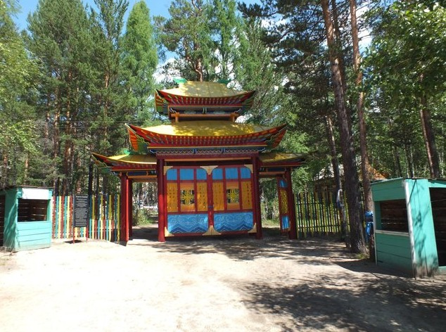 Ниловский буддийский дацан