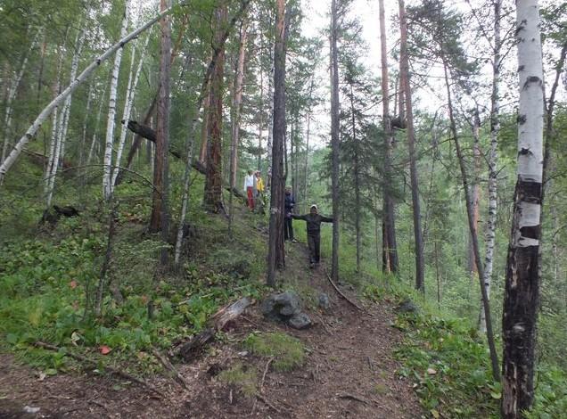 Путешествие на Аршан озеро Дождевое