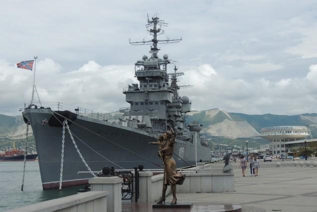 корабль музей в новороссийске