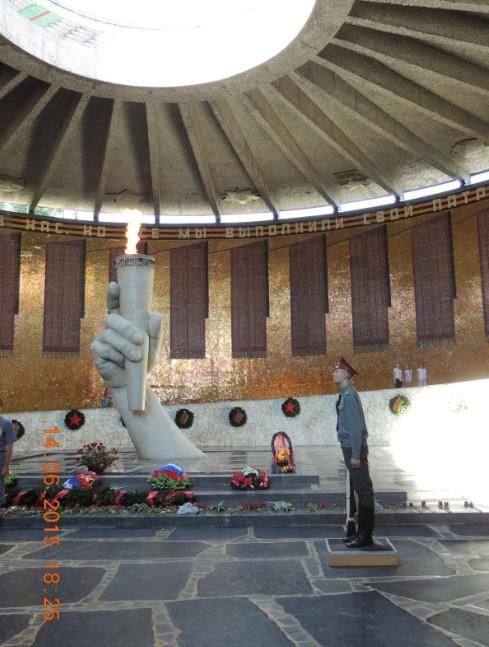 мемориал в волгограде
