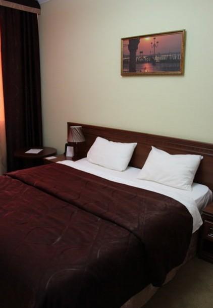 отчет о поездке в крым гостиница в краснодаре