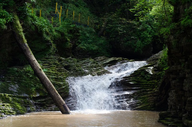 поездка на водопады Руфабго