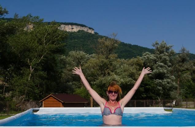 поездка в адыгею бассейн