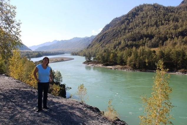 путешествие по горному алтаю на водопады