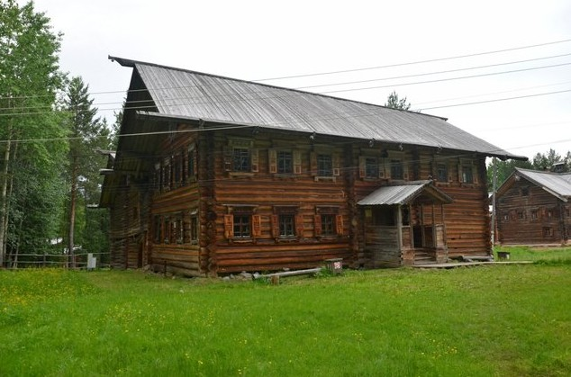 Дом-двор Кириллова