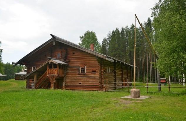Дом-двор А.В. Щёголева