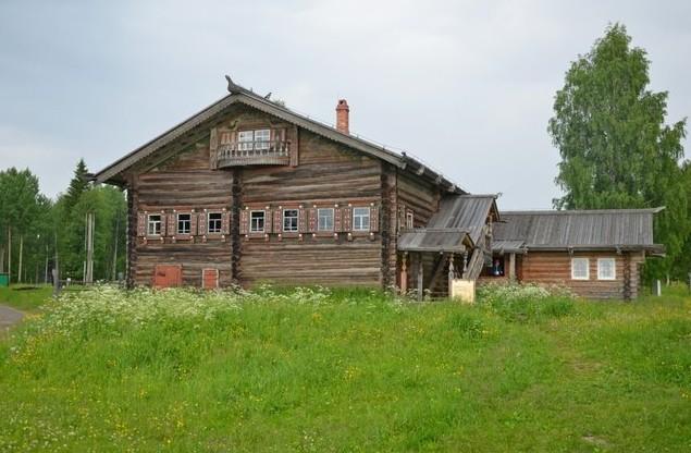 Жилой дом XIX века