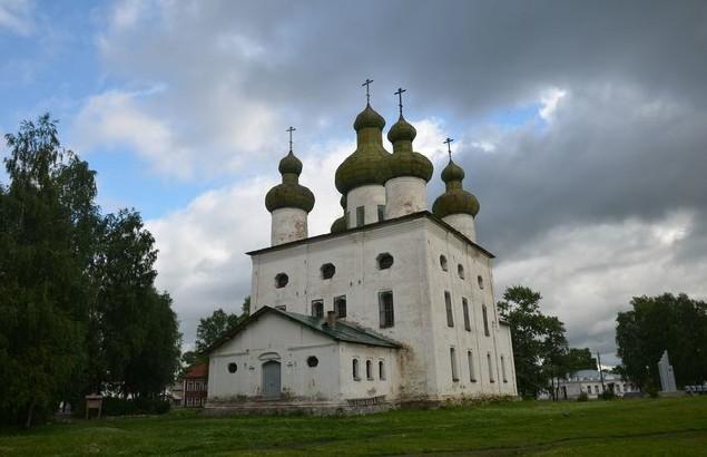 Церковь Иоанна Предтечи каргополь