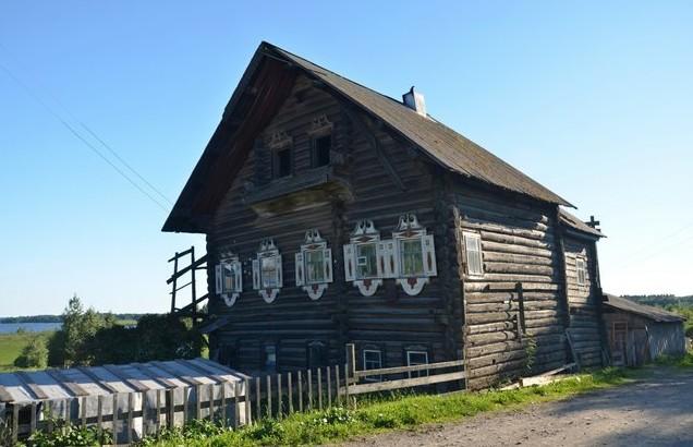 Дом Костина великая губа