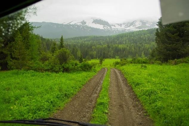 поездка на озера красной горы 2015
