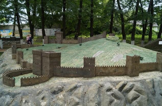 автопутешествие в крым парк миниатюр в бахчисарае