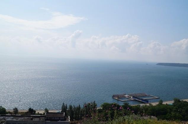 керченский берег