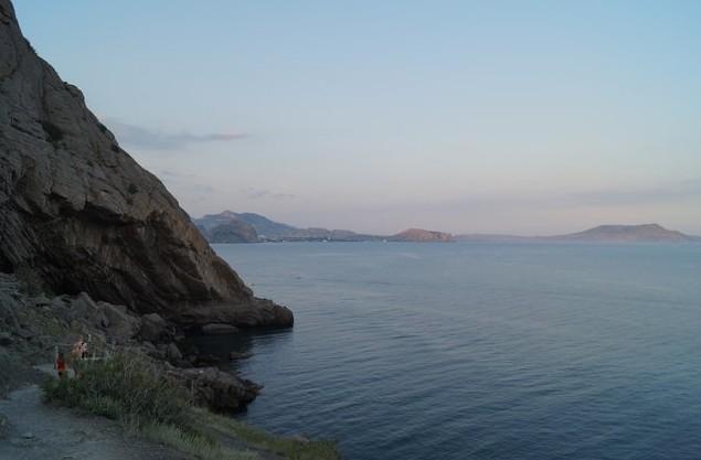 крымский берег в новом свете