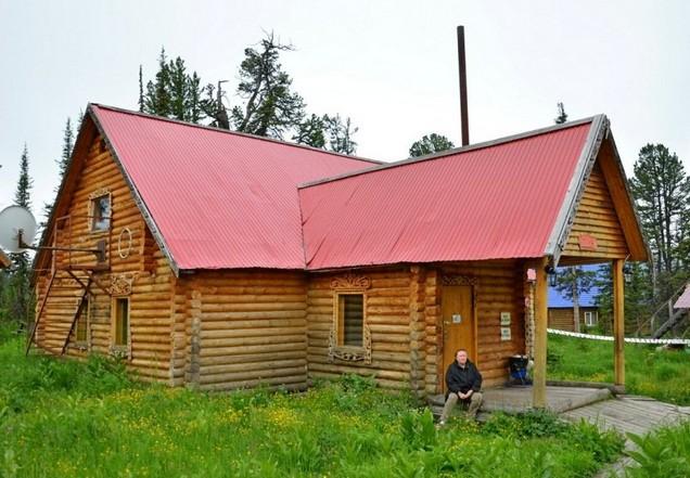 ергаки домик для отдыха