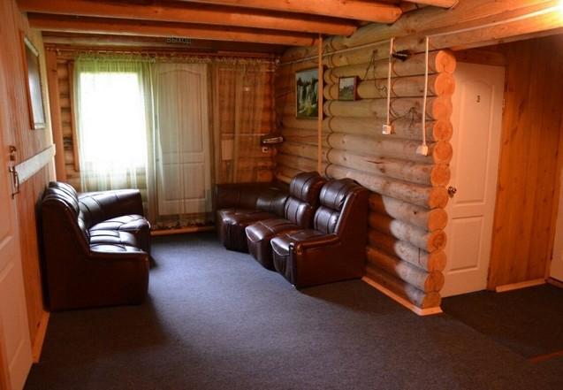 поездка в ергаки домик для отдыха