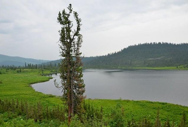 Озеро Ойское