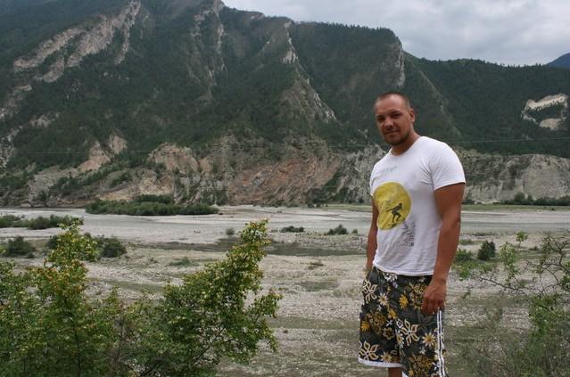 поездка на хунзахский водопад на машине 2015