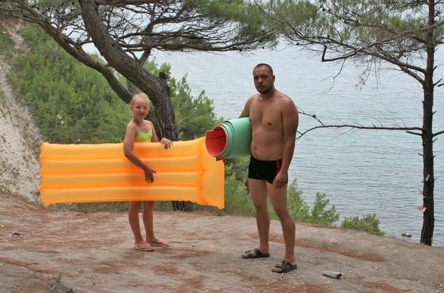 поездка на черное море на хонде