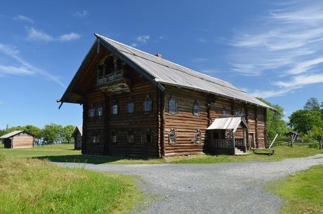 Дом крестьянина Яковлева, 1890 г.