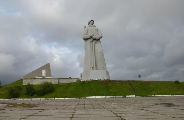 мемориал Защитникам Советского Заполярья