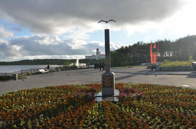 парк отдыха на Семёновском озере