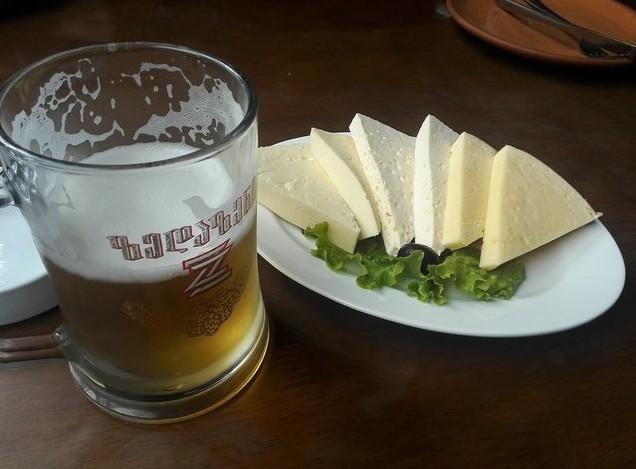 поездка в грузию пиво в батуми
