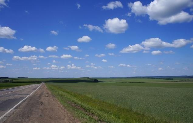 дорога в пермском крае