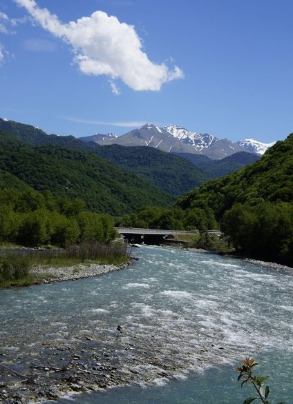 река в карачаево черкесии