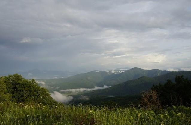 красивые горы адыгея