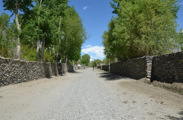 поездка в лангар на калине
