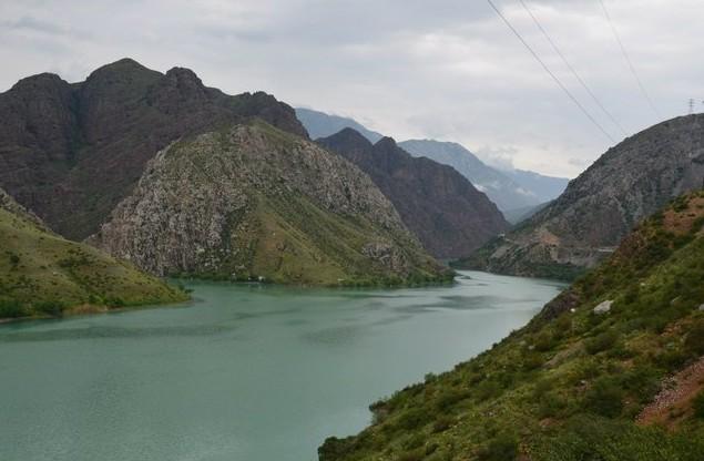 река нарын в киргизии