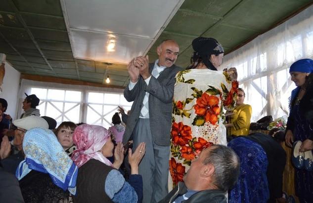 мургабская свадьба