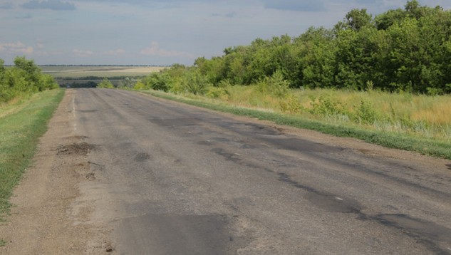 новая федеральная дорога Саратов - Озинки - Казахстан