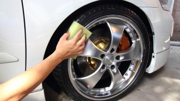 Чем начернить резину колес на машине до блеска в домашних условиях, своими руками