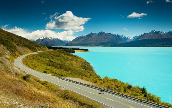 Какие дороги в Новой Зеландии?