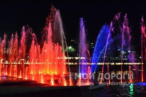 фонтан Эйлата