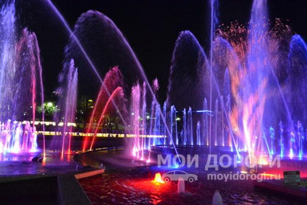 фонтаны
