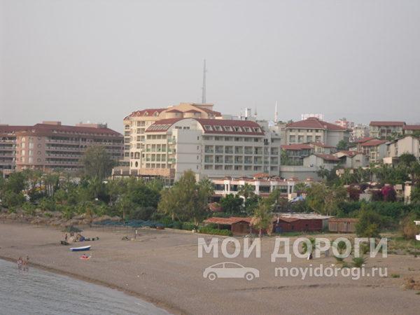 отель в Турции для отдыха с семьей