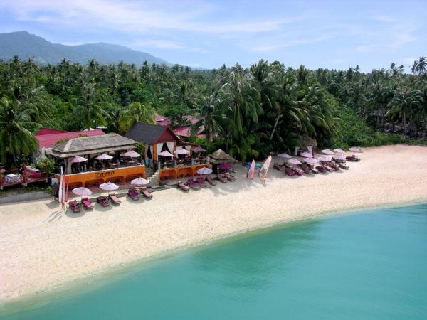 Пляж Бо Пхут