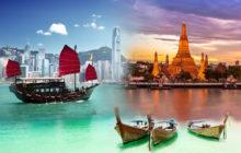 Первая поездка в Азию: ТОП 12 стран, которые можно посетить