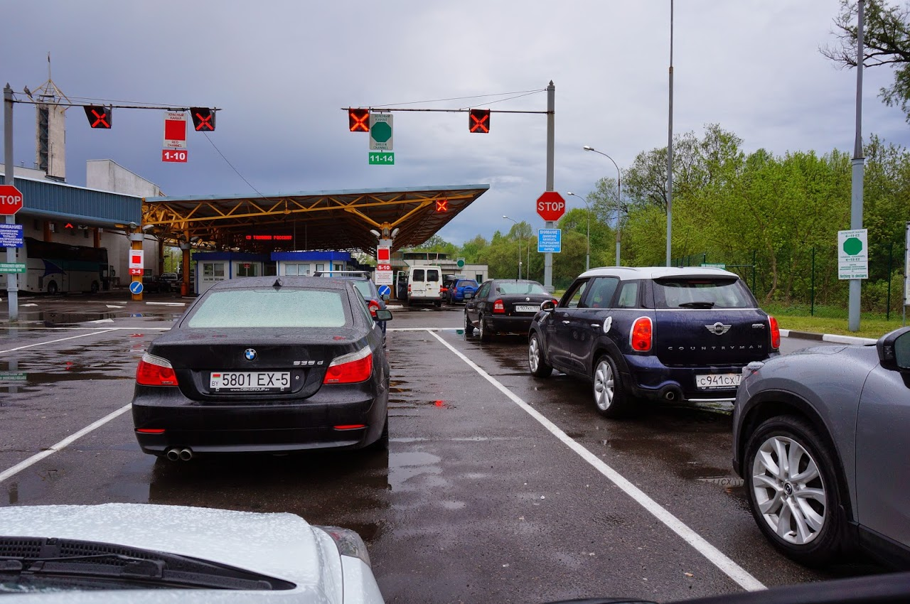 Можно ли в белоруссию по загранпаспорту