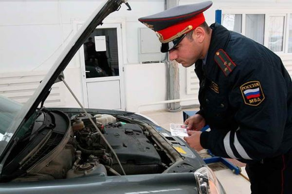 Штраф за непостановку на учет авто в течение 10 дней в 2018-2019 году