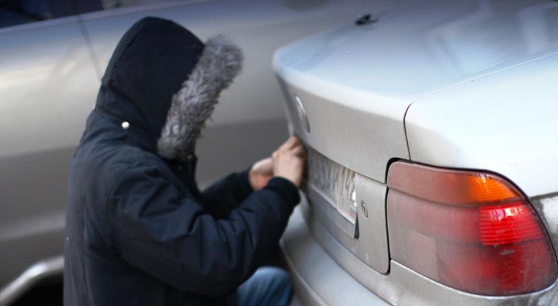 Что делать если украли автомобильные номера