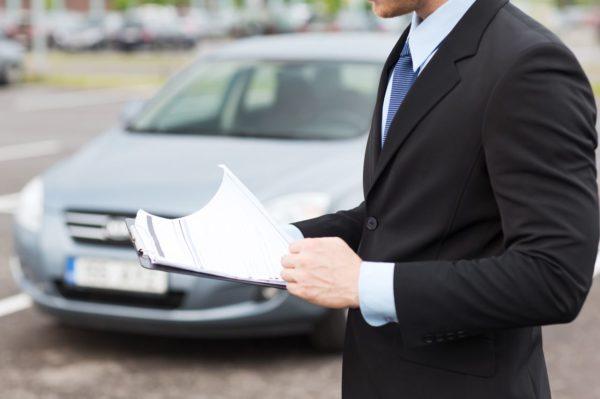 Опасность отсутствия регистрации у авто