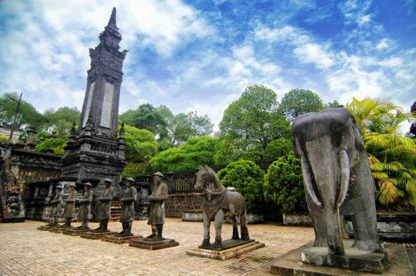 Хюэ - древняя столица Вьетнама