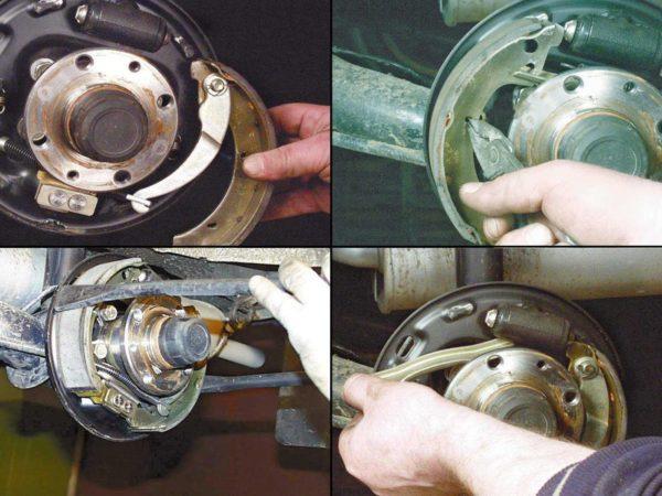 Конструкция тормозных колодок и их роль в тормозной системе