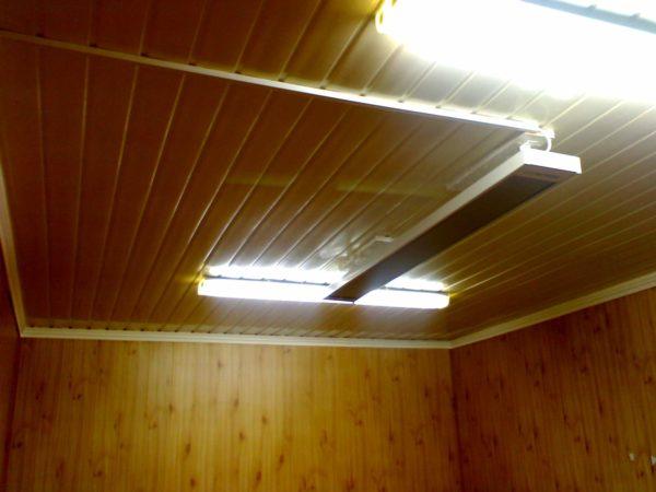 Как обогревать гараж зимой более экономно
