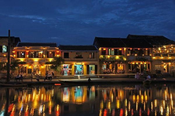 Хой Ан, известный как «Город фонарей»