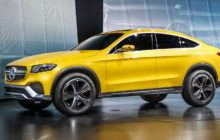 Mercedes-Benz GLC Coupe 2019-2020